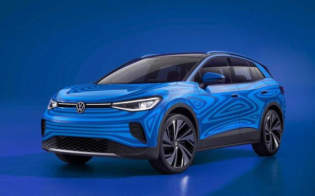 大众MEB工厂曝光 2020年10月纯电车型 ID.将正式投产