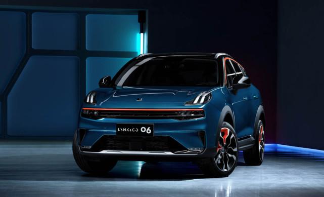 领克06将于7月24日成都车展预售 有望8月正式上市