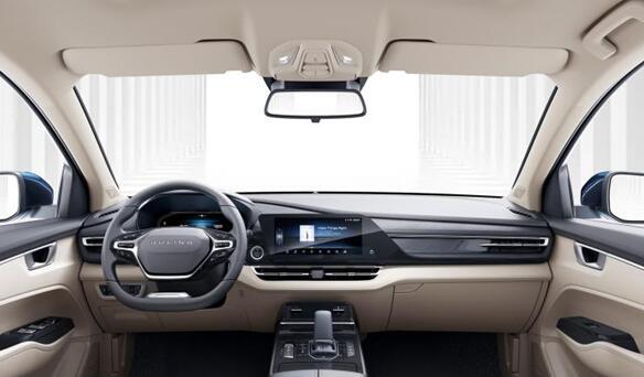 五菱凯捷全球首发:1.5T+头等舱内饰