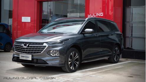 五菱全球银标首款旗舰车型凯捷新车到店,9月28日开启预售!