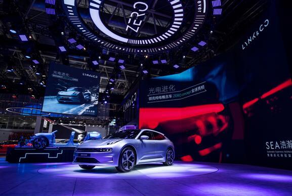 月销再创新高 领克汽车9月销量达18745台,同比增长37.7%
