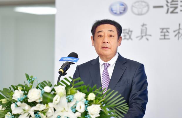 一汽丰田携手嘉泰租赁卡罗拉双擎E+交车仪式圆满成功