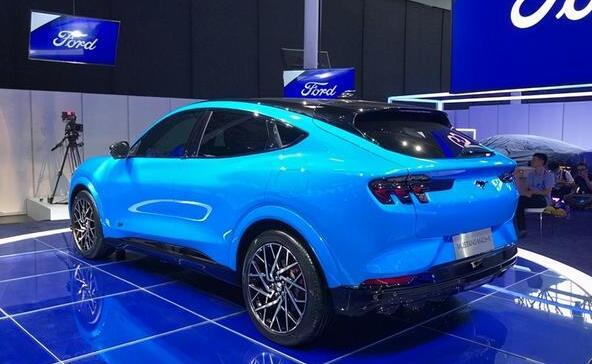 福特Mustang Mach-E将于下月正式量产
