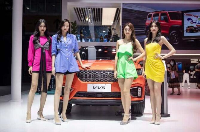"""争夺年轻市场,VV5元气橙版与XR-V闪烈黄谁更""""色""""?"""