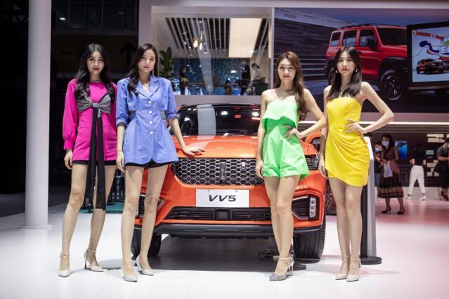 """""""她时代""""开启,WEY VV5为女性车主创造""""颜智""""用车体验!"""